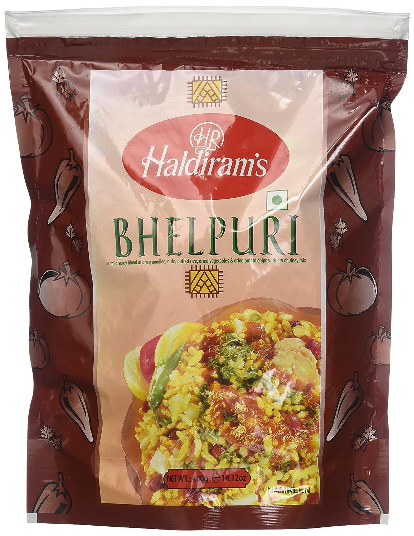 Haldirams Bhel Puri, 14.12 Ounce