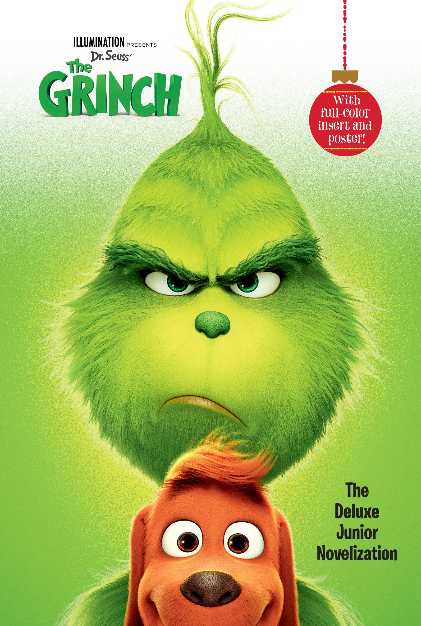 Illumination Presents Dr. Seuss\' the Grinch: The Deluxe Junior ...