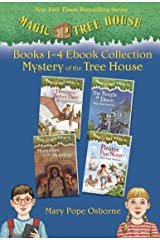 Magic Tree House Books 1-4 Ebook Collection: Mystery of the Tree House (Magic Tree House (R) 1) Kindle Edition