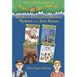 Magic Tree House Books 1-4 Ebook Collection: Mystery of the Tree House (Magic Tree House (R) 1)