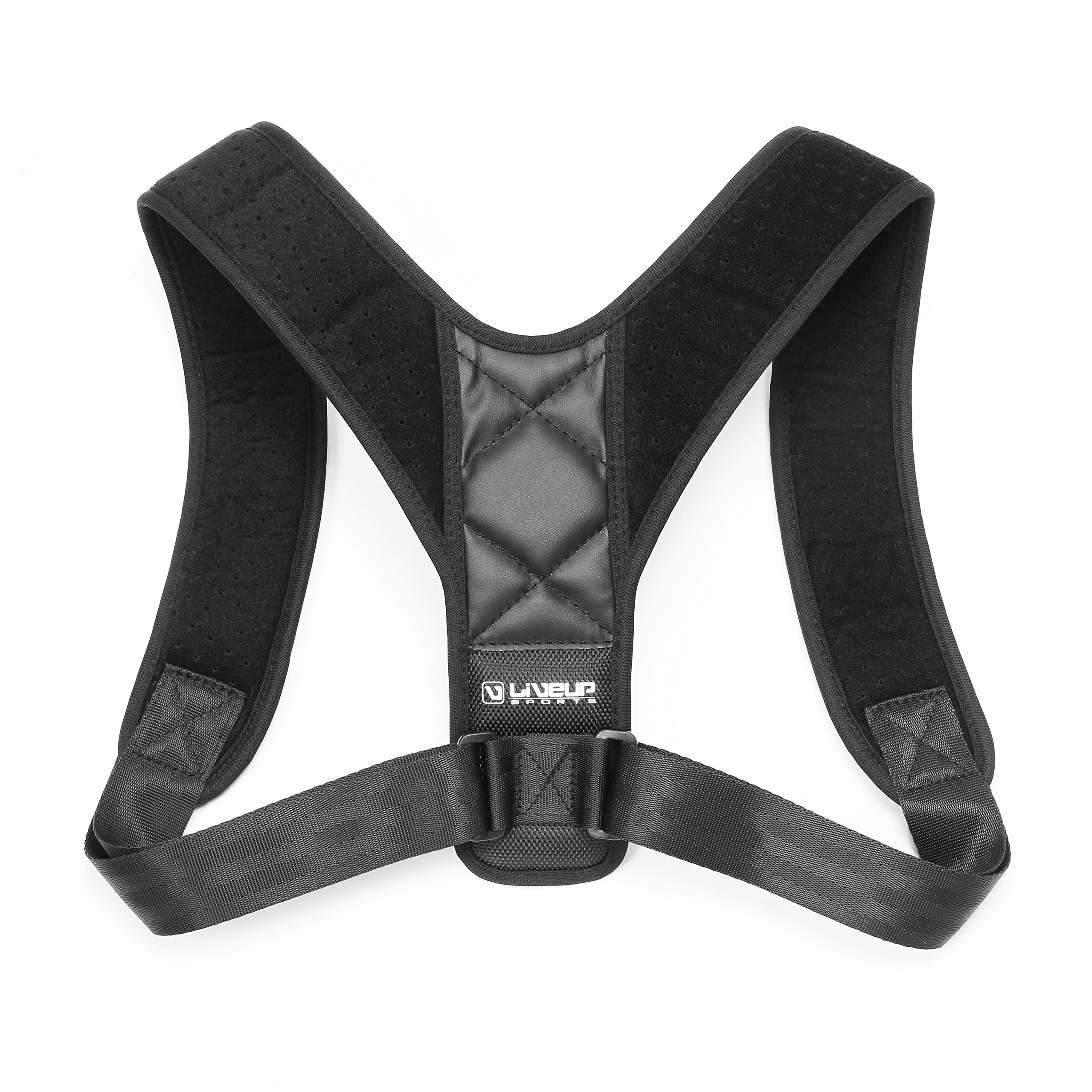 Posture Corrector for Women - Brace Shoulder Back Support Clavicle Brace Adjustable Figure 8 Training Muscles Spine Improve Posture Upper Back Pain Relief Extra Soft Breathable for Women and Men