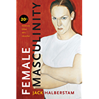 Female Masculinity book cover