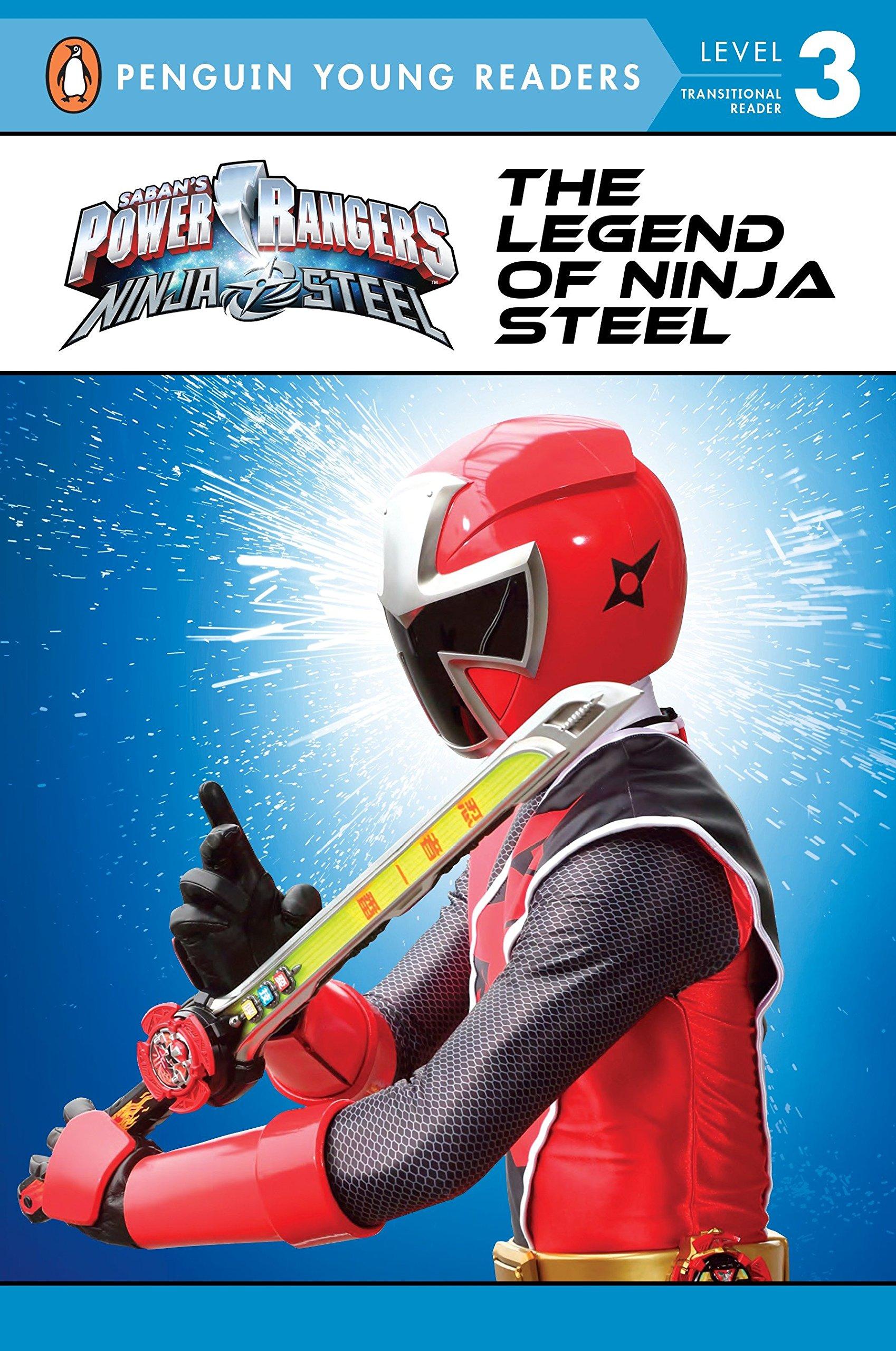 Amazon.com: The Legend of Ninja Steel (Power Rangers ...