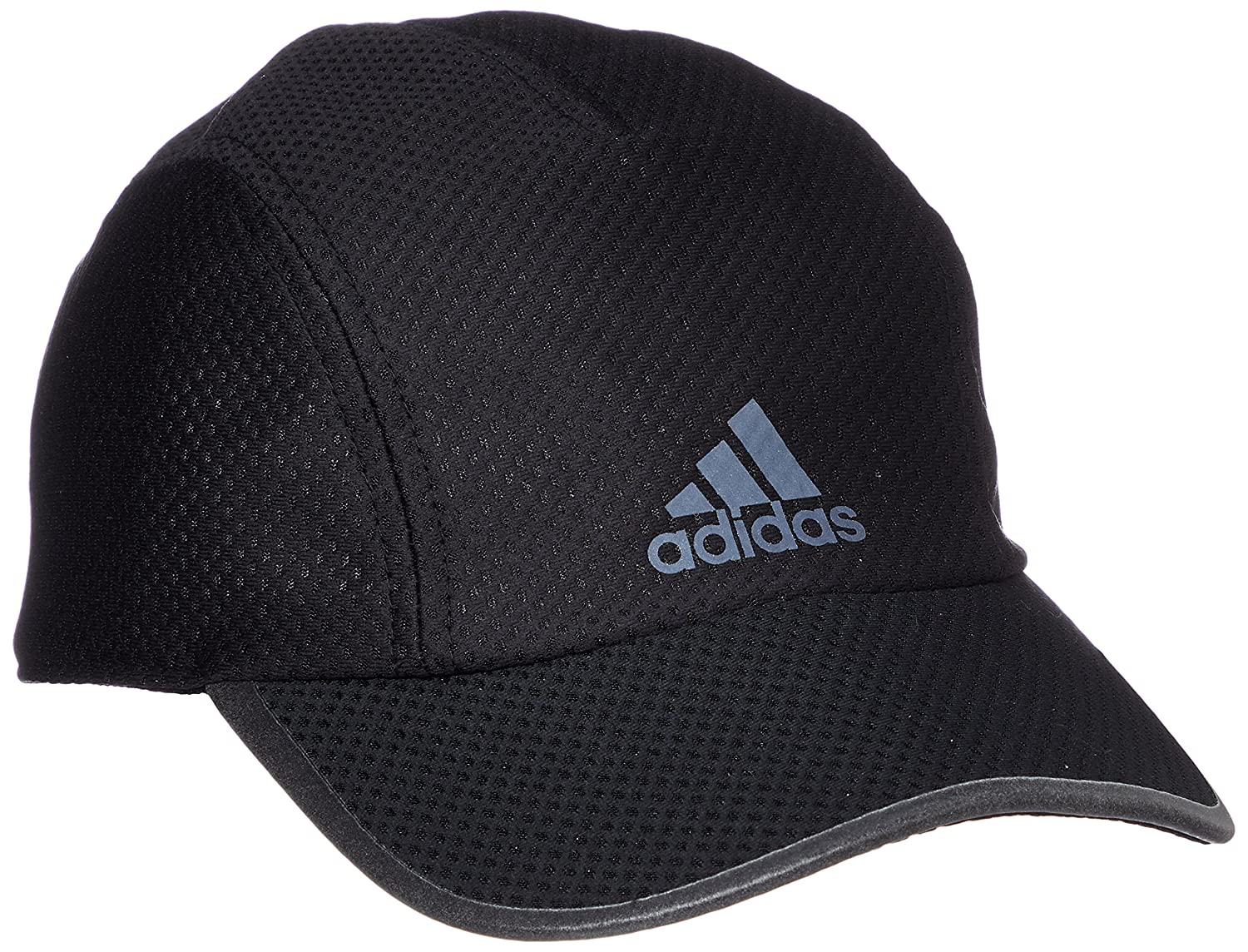 adidas Men's R96 Climacool Cap, Black Reflective, One Size CF9628