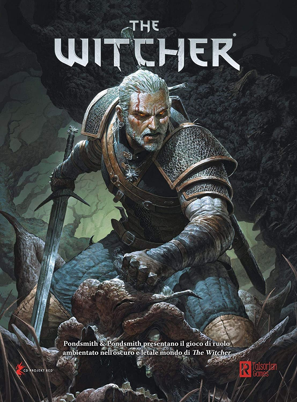 Fantàsia The Witcher - Manuale Base - Italiano: Amazon.es ...
