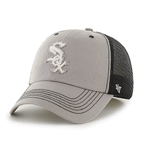 5e7474c30678b Amazon.com    47 MLB Chicago White Sox Taylor Closer Hat