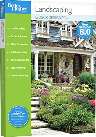 Better Homes And Garden Landscape Design Software amazing home and landscape punch home design home office Better Homes And Gardens Landscaping And Deck Designer 80 Old Version
