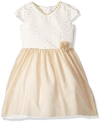 d6cc49c7bac Amazon.com  Little Angels Girls  Princess Bodice High-Low Dress ...