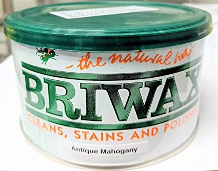 Amazon Com Briwax Antique Mahogany Furniture Wax Polish Cleans
