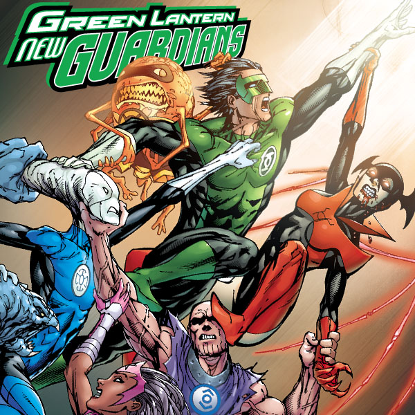 Unripened Lantern: New Guardians (2011-2015) (Issues) (44 Book Series)