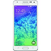 Samsung Galaxy Alpha, Dazzling White 32GB (AT&T)