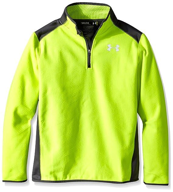 b782110be0 Under Armour Boys Infrared Fleece 1/4 Zip Vest