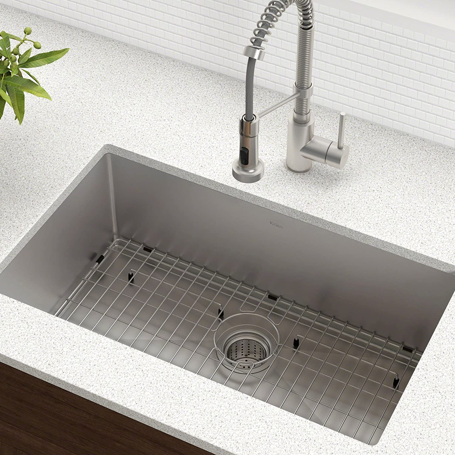 Kraus Undermount Kitchen Sink