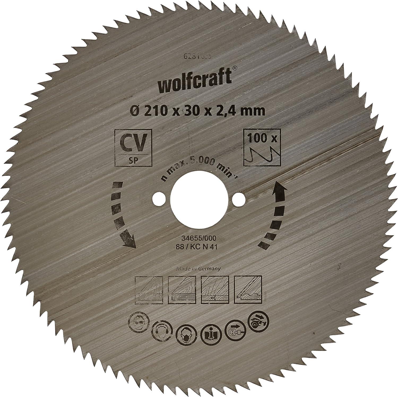 Disco Sierra Ingletadora Wolfcraft