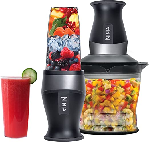 Amazon.com: Nutri Ninja 2-en-1 (qb3000qbk): Kitchen & Dining