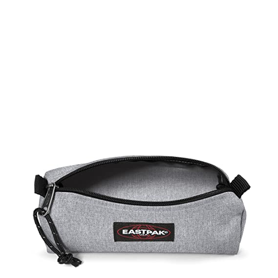 Eastpak Benchmark Single Pencil Case, 21 cm, Black (Black Denim)
