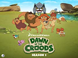 Amazon com: Watch Dawn of the Croods, Season 1 | Prime Video