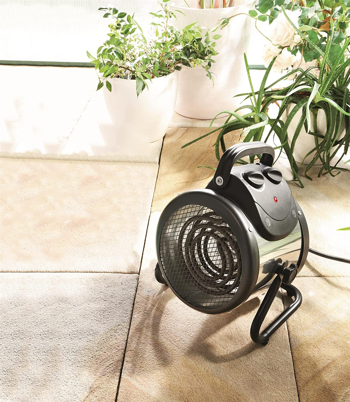 Gewächshausheizung Palma 2 kW, manuell