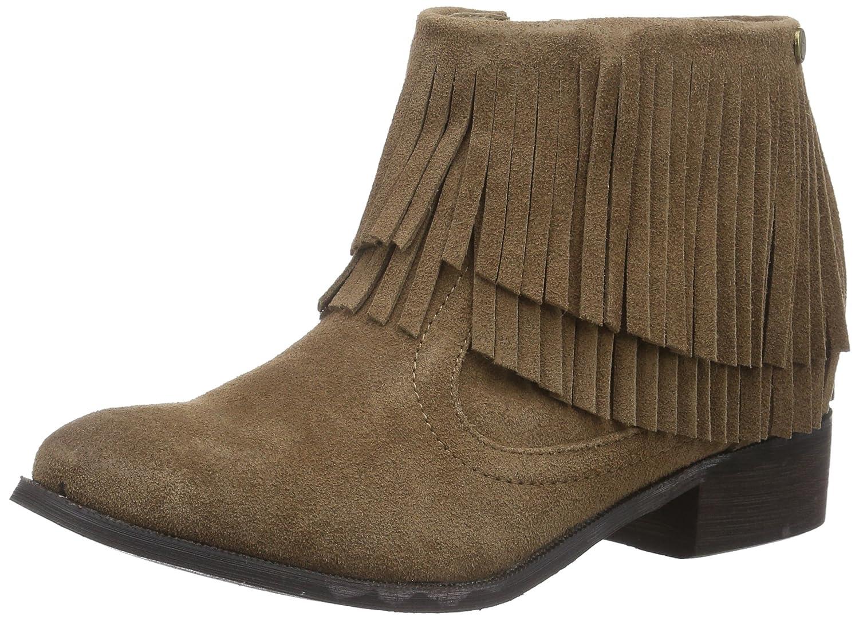 XTI 65228, Zapatillas de Estar por Casa para Mujer38 EU Beige (Taupe)