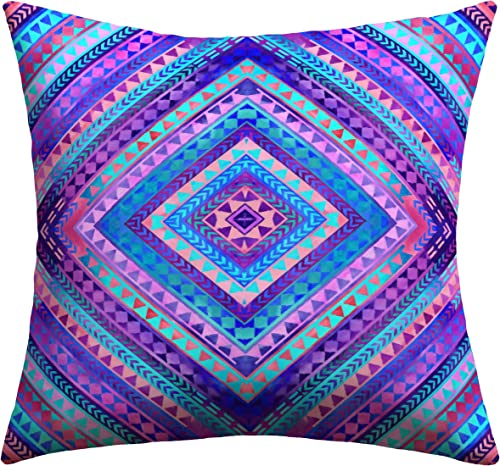 Deny Designs Jacqueline Maldonado Rhythm 1 Outdoor Throw Pillow