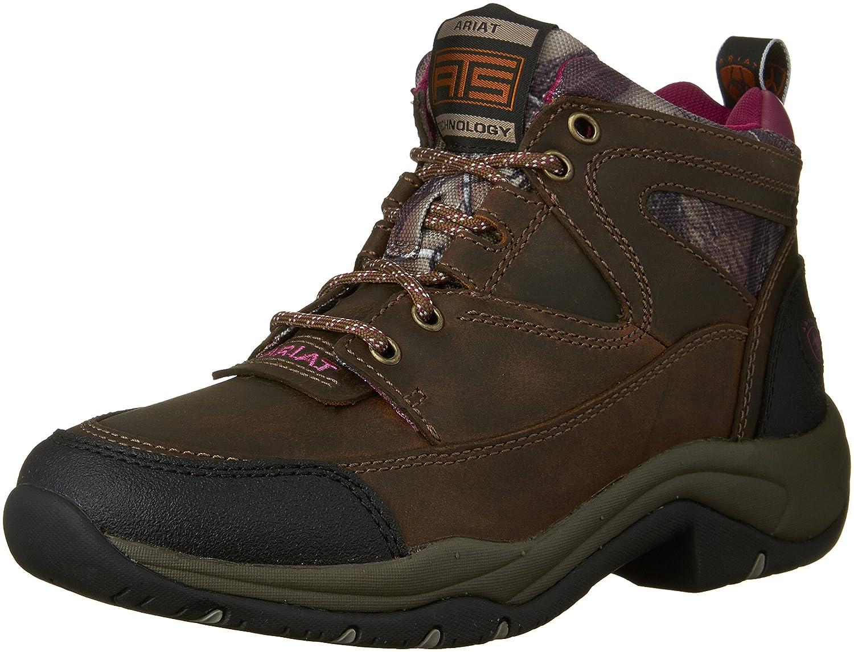 Pink Multi True Timber Ariat Women's Terrain Hiking Boot