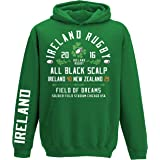 "Ireland Rugby ""All Blacks Scalp"" Hoody Available In Kids & Adults Sizes"