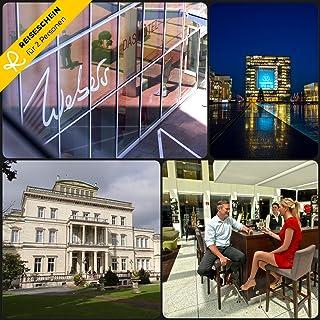 Reiseschein Jambes de Voyage – 2 Jours de Vacances en 3 x S Webers – l'hôtel dans la Tour de Repos dans la Nourriture – Bon pour l'hôtel – Voyage Court