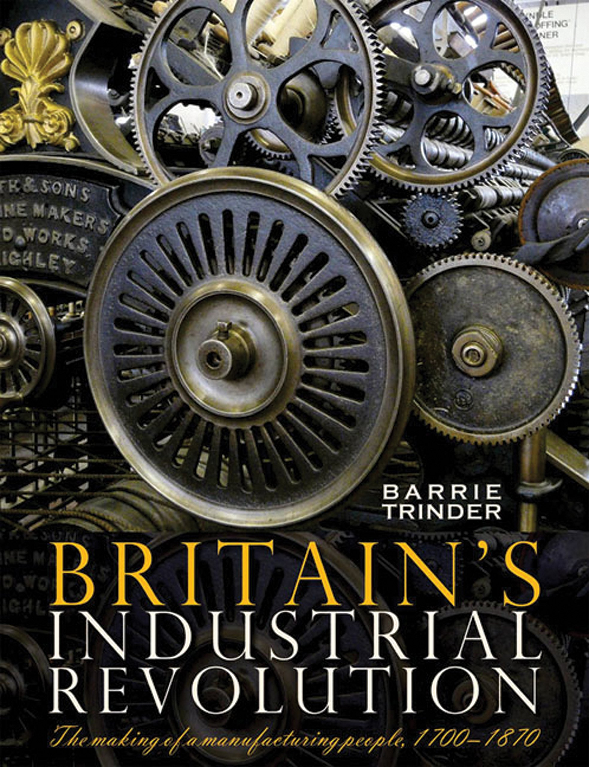 Download Britain's Industrial Revolution: The Making of a Manufacturing People pdf
