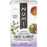 NUMI Organic Sweet Slumber Herbal Tea, 16 CT