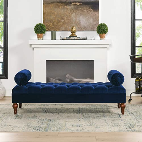 Jennifer Taylor Home Lewis Accent Entryway Bolster Bench