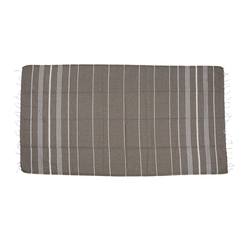Oeko-TEX | Oeko-TEX Standard 100 Super Soft Towels Bath Pre Washed Azure Beach Spa Hammam Realgrandbazaar Pestemal Turkish Towel /%100 Cotton More Softly 39 x 69 Peshtemal