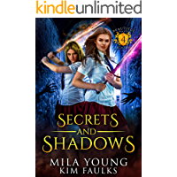 Secrets and Shadows (Beautiful Beasts Academy Book 4)