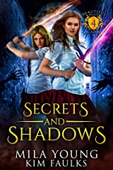 Secrets and Shadows: Supernatural Academy (Beautiful Beasts Academy Book 4) Kindle Edition