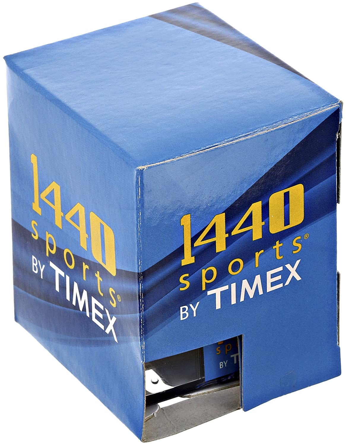 Amazon.com: Timex Mens T5K238 1440 Two-Tone Sport Watch with Grey Resin Band: Timex: Watches