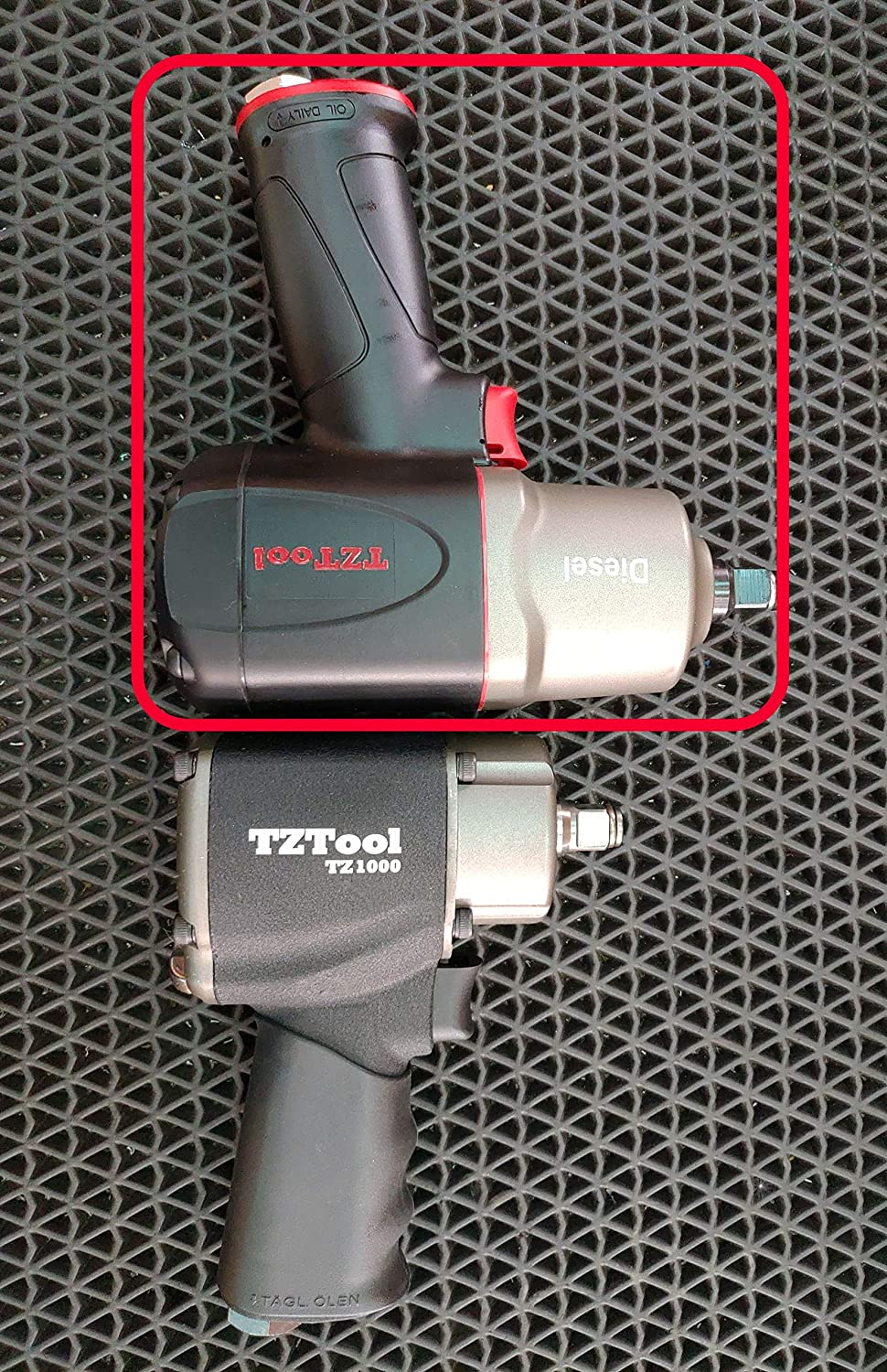 TZTool air Impact Wrench