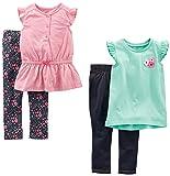 Simple Joys by Carter's Toddler Girls' 4-Piece