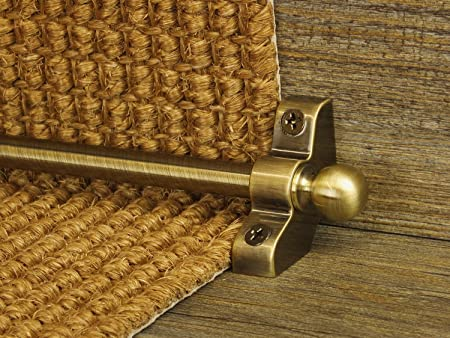 Superbe Stair Rods ~ Bronze   Easy Rods To Fit   Good Quality Hollow Stair Carpet  Runner