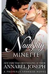 My Naughty Minette (Properly Spanked Book 3) Kindle Edition