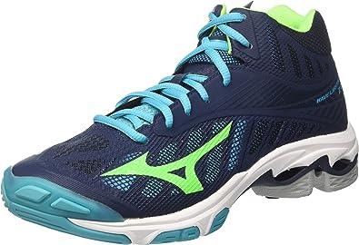 Mizuno Wave Lightning Z4 Mid, Chaussures de Running Homme