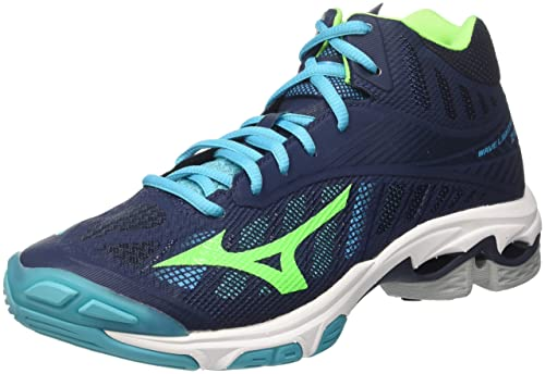 0c0b110ee67cb Mizuno Men s s Wave Lightning Z4 Mid Volleyball Shoes  Amazon.co.uk ...