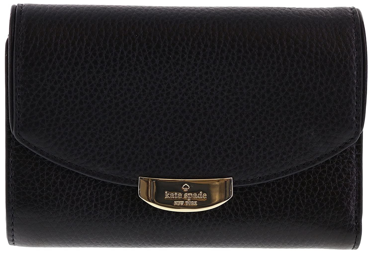 Kate Spade New York Mulberry Street Callie Pebbled Leather Wallet