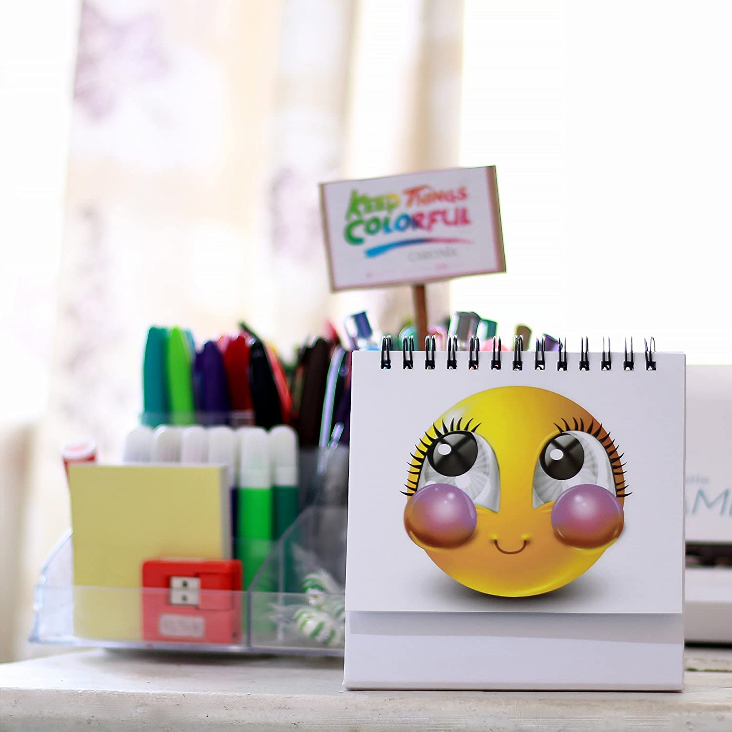Amazon.com: Office Gifts - 29 Emoji Faces - Best Office Gift for ...
