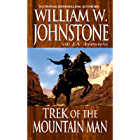 Trek of the Mountain Man book cover