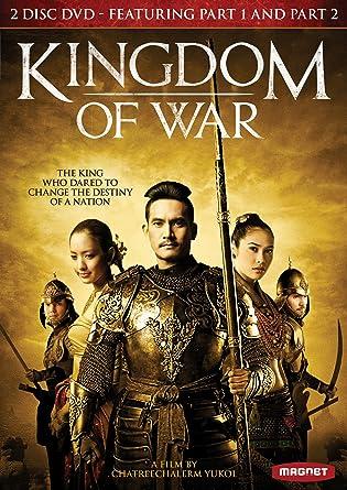 Kingdom of War, Parts 1 and 2 [Import]: Amazon ca: Wanchana