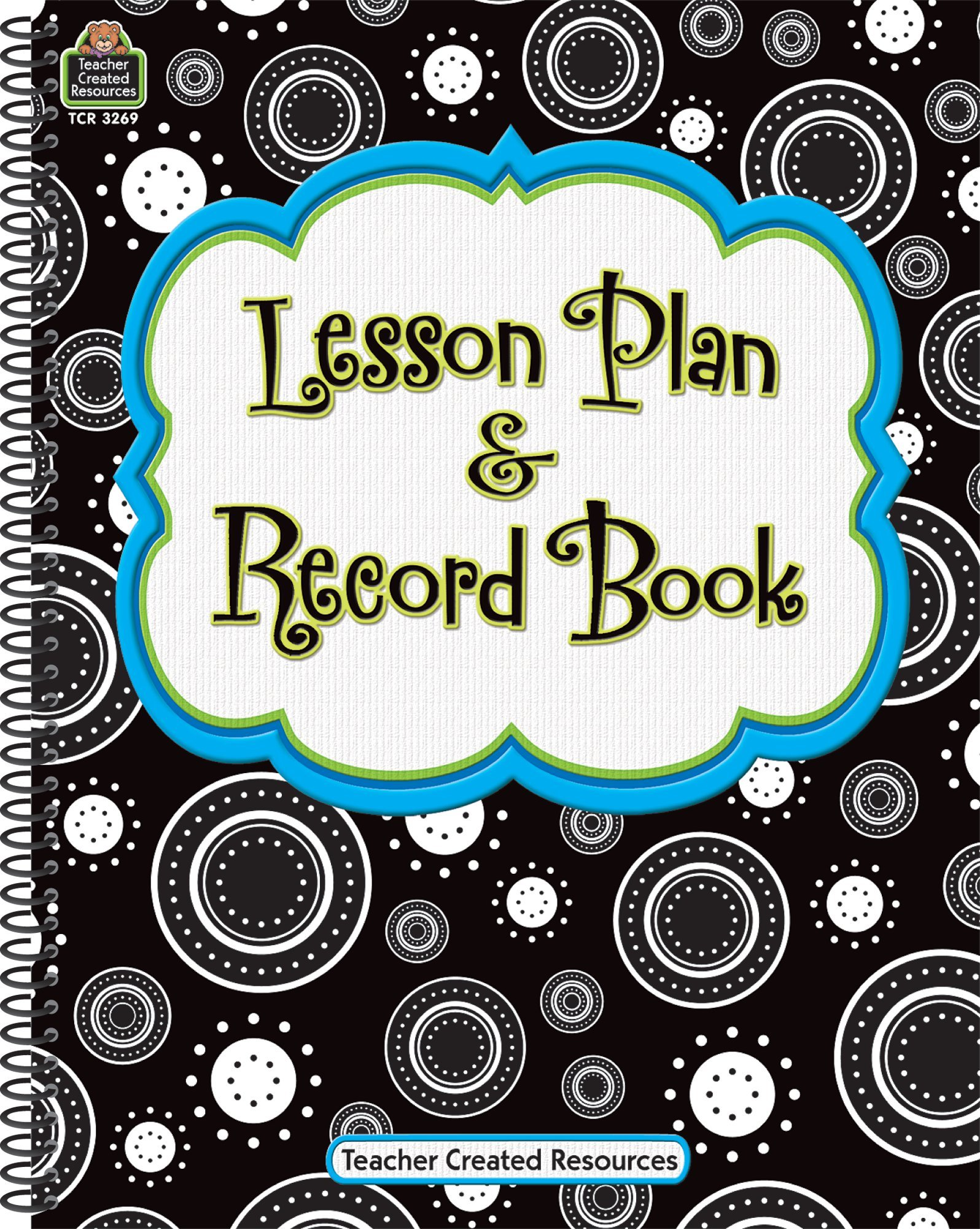 crazy circles lesson plan record book teacher created resources
