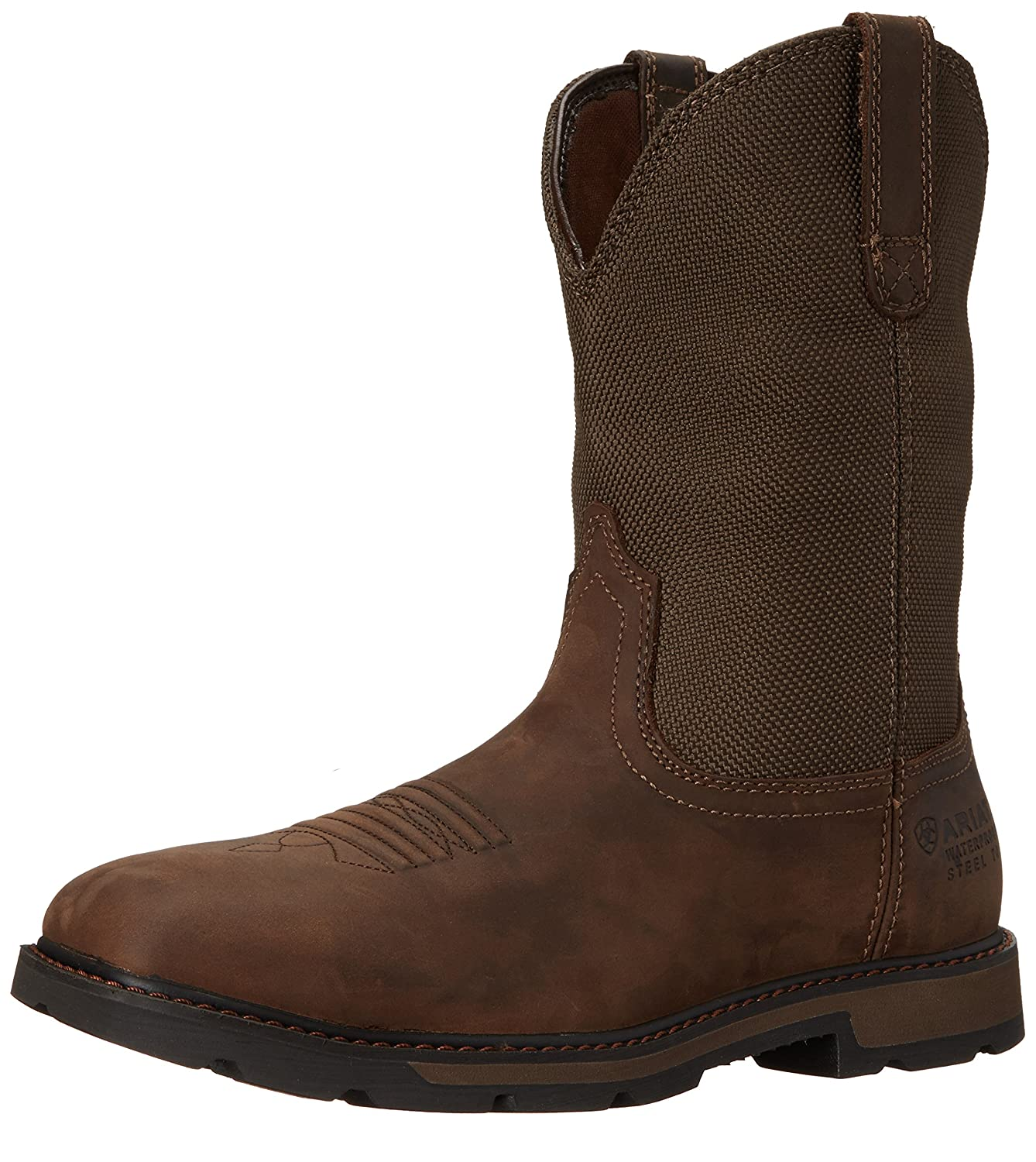 Ariat メンズ B00NVM69LI 8.5 D(M) US|Palm Brown/Ballistic Brown Palm Brown/Ballistic Brown 8.5 D(M) US