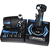 Mad Catz SCB432210002/01/1 Saitek Pro Flight X-56 Rhino Hands on Throttle and Stick System for PC
