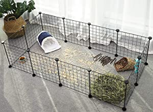 ​Pet Playpen Animal Fence Cage