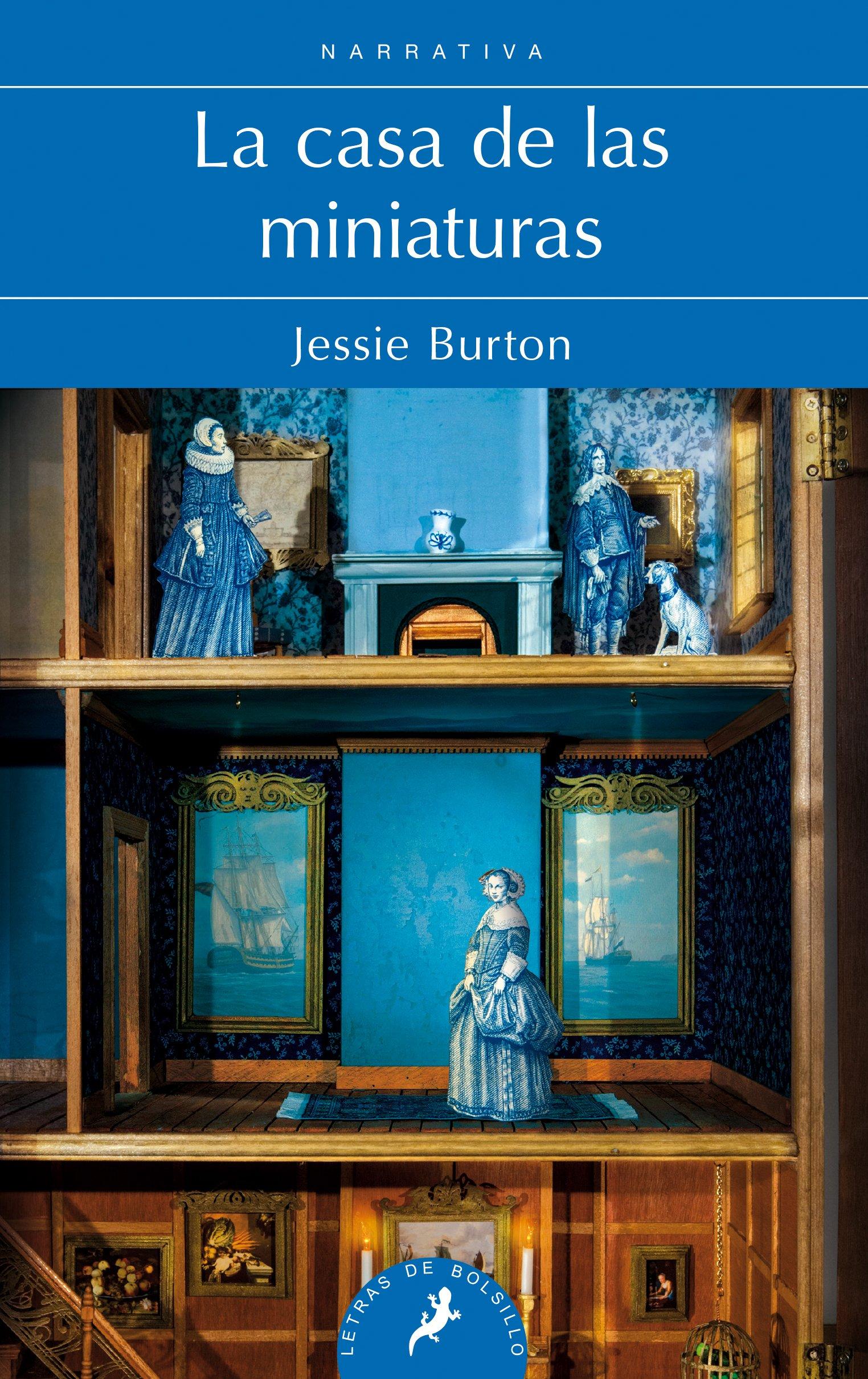LA CASA DE LAS MINIATURAS -LB- S Letras de bolsillo  Amazon.es  Jessie  Burton  Libros ba85960578b