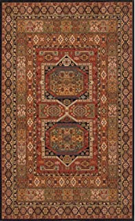 momeni rugs persian garden collection 100 new zealand wool traditional area - Momeni Rugs